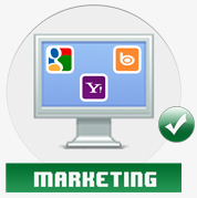 Marketing & SEO Glasgow Icon