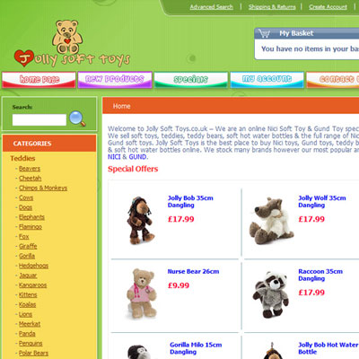 Jolly Soft Toys full image